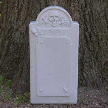 Tombstonelawnornament